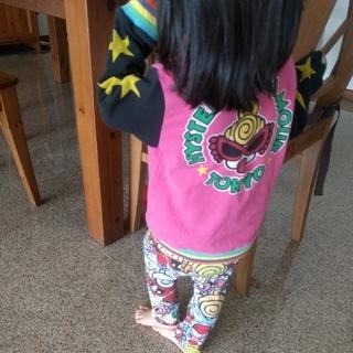 HYSTERIC MINI - スカッツ&Tシャツ80size☆2点セット☆