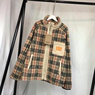 BURBERRY - 新品 バーバリー 高品質 男女兼用ジャケット 暖かい カジュアル