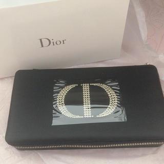 クリスチャンディオール(Christian Dior)のdior メイクポーチ(ポーチ)