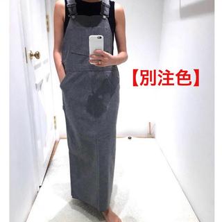 Ron Herman - 【タグ付き新品】ロンハーマン別注 ユニオンランチ サロペット スカート XS