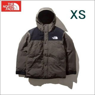 THE NORTH FACE - THE NORTH FACE 19AW マウンテンダウンジャケット NT XS