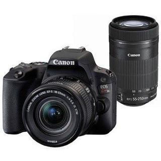 新品未使用 Canon EOS KISS X9 ダブルズームキット ブラック