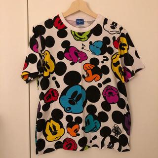 Disney - ディズニーランド ディズニーシー Tシャツ ミッキー Mサイズ