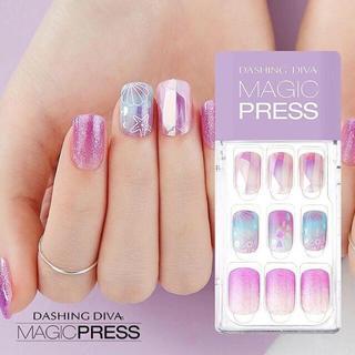 H07 Dashing Diva Magic Press ピンク