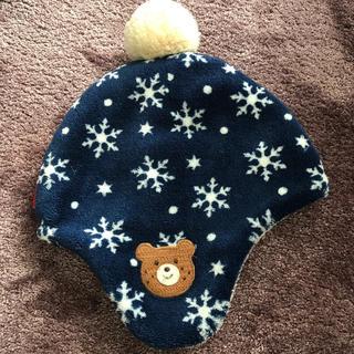 HOT BISCUITS - ミキハウス ホットビスケッツ 帽子