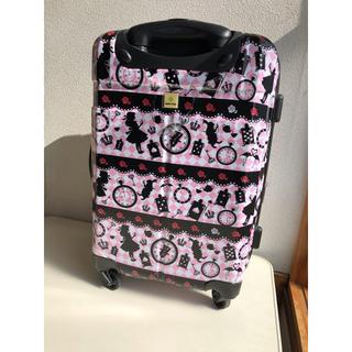Disney - ディズニー TSAロック 旅行鞄 スーツケース キャリーバッグ
