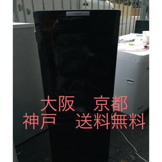 ミツビシ(三菱)の三菱 ノンフロン冷凍冷蔵庫  MR-P15S-B  146L   2011年製 (冷蔵庫)