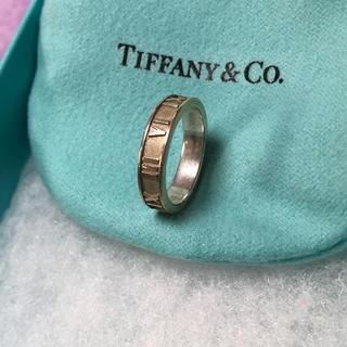 ティファニー(Tiffany & Co.)のティファニー♡アトラスリング♡6.5号♡正規品(リング(指輪))
