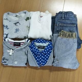 男の子 秋冬服 まとめ売り サイズ95GAP 動物