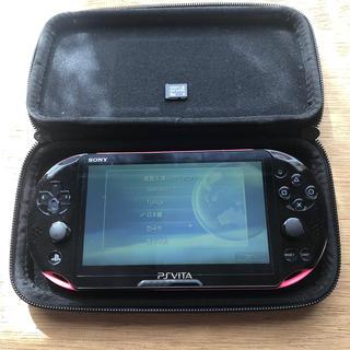 PlayStation Vita - PlayStation Vita PCH-2000 シリーズ