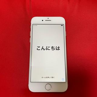 Apple - iPhone 7 Silver 128 GB SIMフリー