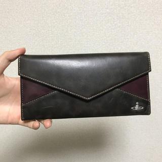 ヴィヴィアンウエストウッド(Vivienne Westwood)の未使用に近い✨ヴィヴィアンウエストウッド  長財布 正規品 レター型(財布)