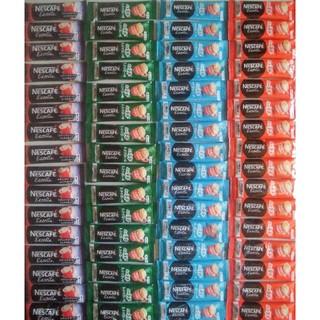 Nestle - ネスカフェコーヒー4種64本