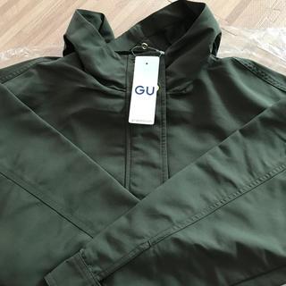 GU - 新品未使用品☆GUマウンテンパーカー