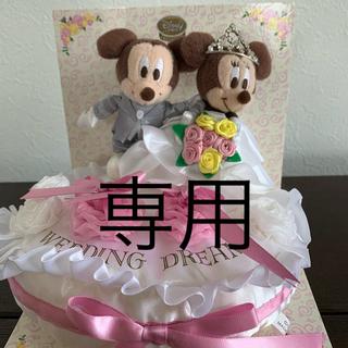 Disney - ミッキーミニー リングピロー【未使用品】