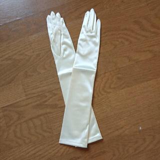 タカミ(TAKAMI)のアニ嫁 タカミブライダル ロンググローブ (手袋)