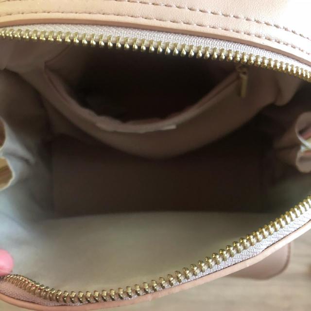 JILL by JILLSTUART(ジルバイジルスチュアート)のジルバイジルスチュアートビジューリングバックパック レディースのバッグ(リュック/バックパック)の商品写真