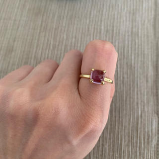 ティファニー(Tiffany & Co.)のティファニー シュガースタックリング(リング(指輪))