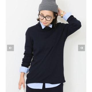 DEUXIEME CLASSE - jersey タートルネック◆