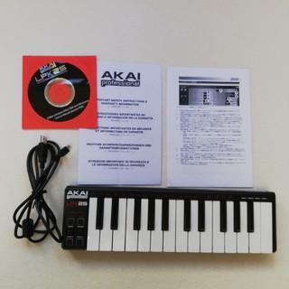 MIDI キーボード AKAI LPK25 ケースなし