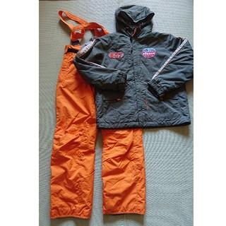 エレッセ(ellesse)のジュニア スキースノボウェア160 上下セット(ウエア/装備)