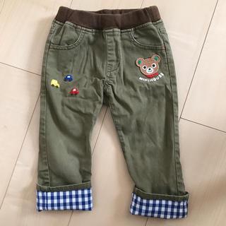 mikihouse - ミキハウス ズボン パンツ プッチー  90