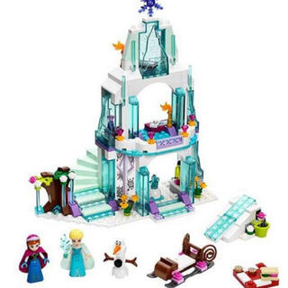 Lego - アナと雪の女王 ブロック LEGO 互換性