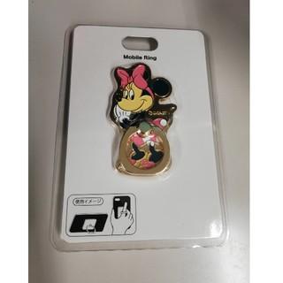 Disney - [ディズニー]モバイルリング◆ミニーマウス