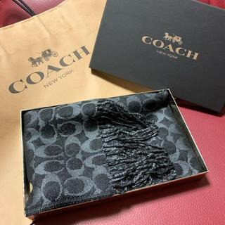 コーチ(COACH)のCOACHマフラー(マフラー/ショール)