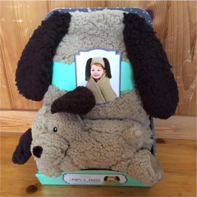 コストコ(コストコ)の新品 コストコ ブランケット 犬 インテリア/住まい/日用品の寝具(毛布)の商品写真
