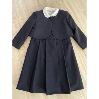 ミキハウス(mikihouse)のミキハウス お受験 アンサンブル ワンピース ボレロ セットアップ(ドレス/フォーマル)