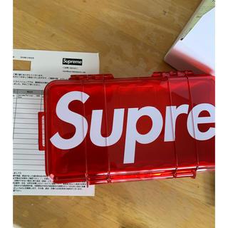 Supreme - 激安!supreme Pelican 1060 Case ペリカンケース RED