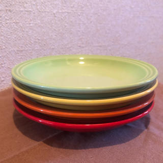 ルクルーゼ(LE CREUSET)の小皿(食器)