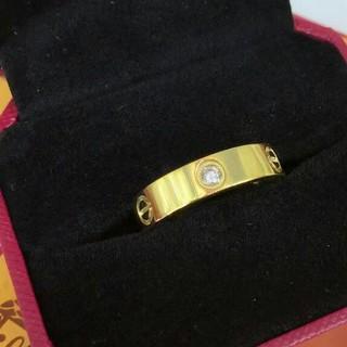 カルティエ(Cartier)の素敵❤️Cartierカルティエ リング 指輪 レディース イエローゴールド(リング(指輪))