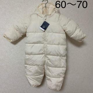 GAP - 新品GAP厚手ジャンプスーツ60-70
