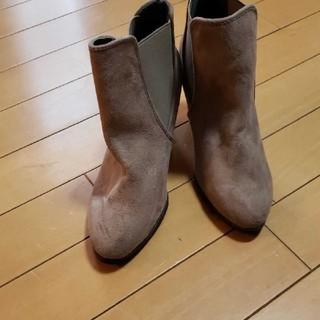 ☆週末値下げ☆ピンクベージュショートブーツ(ブーツ)