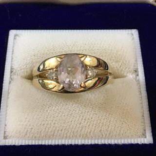 タサキ(TASAKI)のタサキシンジュ K18リング(リング(指輪))