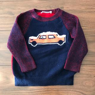 familiar - ファミリア セーター 80