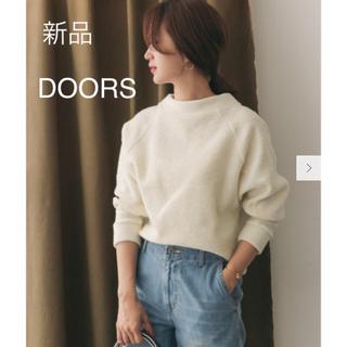 DOORS / URBAN RESEARCH - アーバンリサーチ DOORS ワイドスリーブカットソー オフホワイト