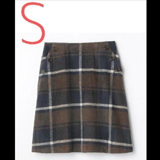 シマムラ(しまむら)のチェック柄ミニスカート プチプラのあや(ミニスカート)