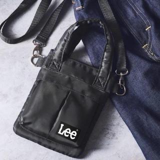 Lee - Lee ヘルメットバッグ型 ミニショルダー