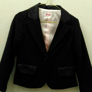 イングファースト(INGNI First)のサイズSで100から110センチ。イングファースト。卒業式用のジャケットです。(ジャケット/上着)