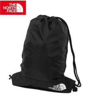 THE NORTH FACE - 【未開封】ノースフェイス ナップサック 新品未使用 黒色 5L 小分け袋