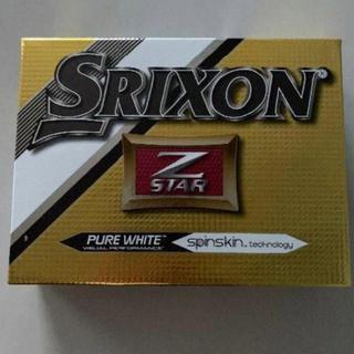 Srixon - SRIXON Z STAR ゴルフボール 1ダース