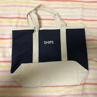 シップス(SHIPS)のミニトートバック(トートバッグ)