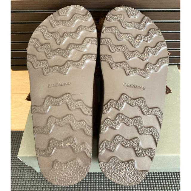 L'Appartement DEUXIEME CLASSE(アパルトモンドゥーズィエムクラス)のアパルトモン 【CAMINANDO/カミナンド】FUR SANDAL 36 美品 レディースの靴/シューズ(サンダル)の商品写真