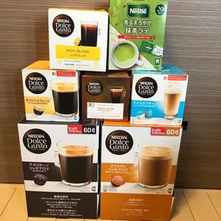 Nestle - ネスレ ドルチェグスト カプセル コーヒー