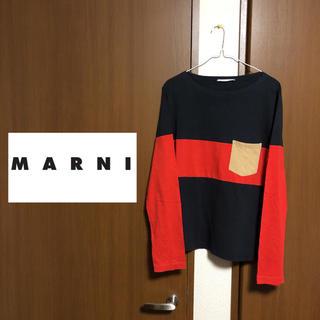 Marni - marni カットソー 早い者勝ち