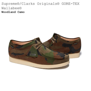 シュプリーム(Supreme)のSupreme Clarks GORE-TEX Wallabee(その他)