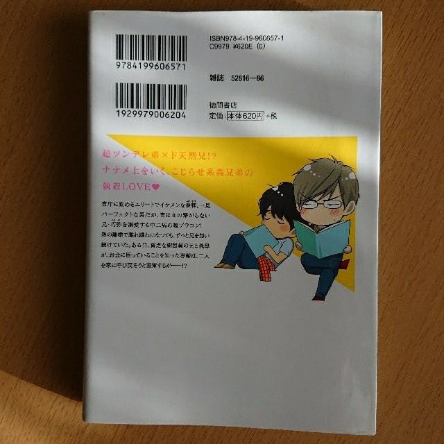 兄弟ですが、他人です。 エンタメ/ホビーの漫画(ボーイズラブ(BL))の商品写真